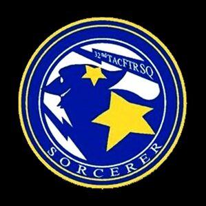 Emblema - Escuadrón Sorcerer