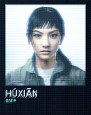 Húxiān portrait