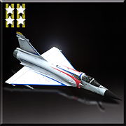 Mirage 2000-5 -Experimental- Icon
