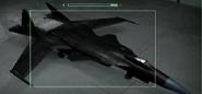 Su-47 Razgriz color Hangar