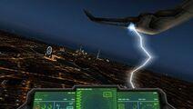 Varcolac cockpit (PSP)