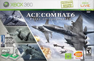 Ace Combat 6 Box Art Flightstick Bundle