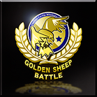 Golden Sheep Battle Emblem Icon