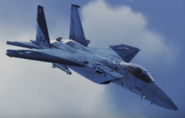 F-15C -Cipher- Flyby
