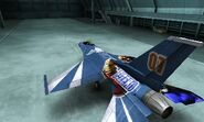 F-16C Captain Falcon Hangar 2
