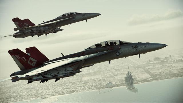 "File:FA-18F ""Red Devils"" Flyby 5.jpg"