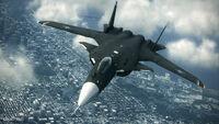 Su-47 GOLDEN EAGLE