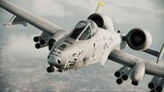 "A-10A ""Warthog"""