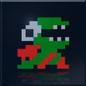 DIG DUG 03 Infinity Emblem
