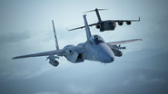 Mission 10 replay F-15C