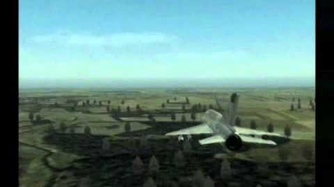 Interview with Naoto Maeda - Ace Combat Zero The Belkan War