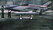 Mig-21 gunpod ACAH