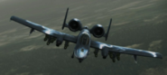 A-10A -Distant Thunder- MVP Flyby
