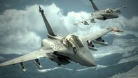 Ace Combat 6: Fires of Liberation XBOX360-Rafale M