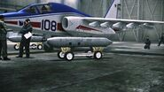 Su-25 gunpod ACAH