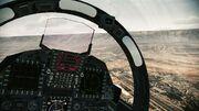 F-15SMTD cockpit (ACAH)
