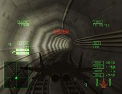 AC5 ACES tunnell flight