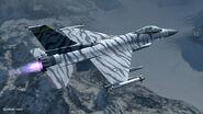 ACZ F-16C Silber III