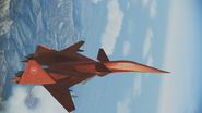 ADF-01 ZOE Flyby B7R
