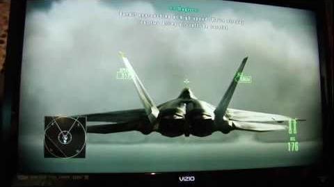 E3 2011 GAMEPLAY Ace Combat Assault Horizon