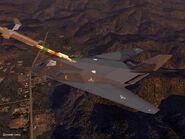 F-117A Refueling (Side)