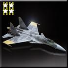 Su-37 -Yellow13-