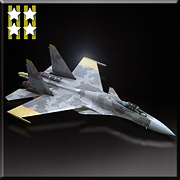 Su-37 Yellow 13 Icon