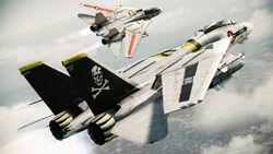 F-14D Valkyrie Macross DLC
