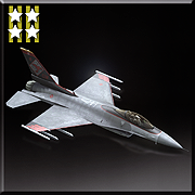 F-16C -Windhover- Infinity icon