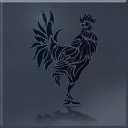 Rooster Infinity Emblem