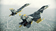 ACAH Su-37 Color 3 Flyby 6