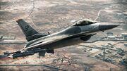 F-16C (ACAH)
