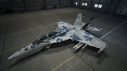 FA-18F AC7 Color 3 Hangar