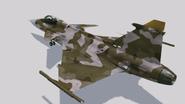JAS-39C Event Skin02 Hangar
