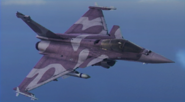 Rafale M -Cocoon- Flyby 2