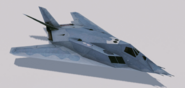F-117A Event Skin 01 Hangar