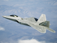 F-22A -Mobius1- AC7 Flyby
