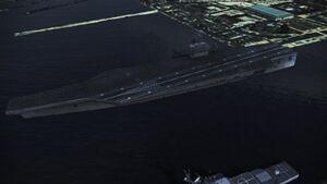 UNF Aircraft Carrier