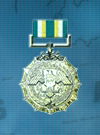AC3D Medal 03 Gold Star of Victory
