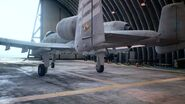 AC7 A-10C Hangar