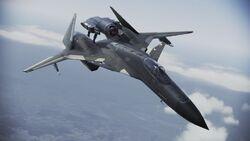 ADFX-01 Morgan Infinity flyby
