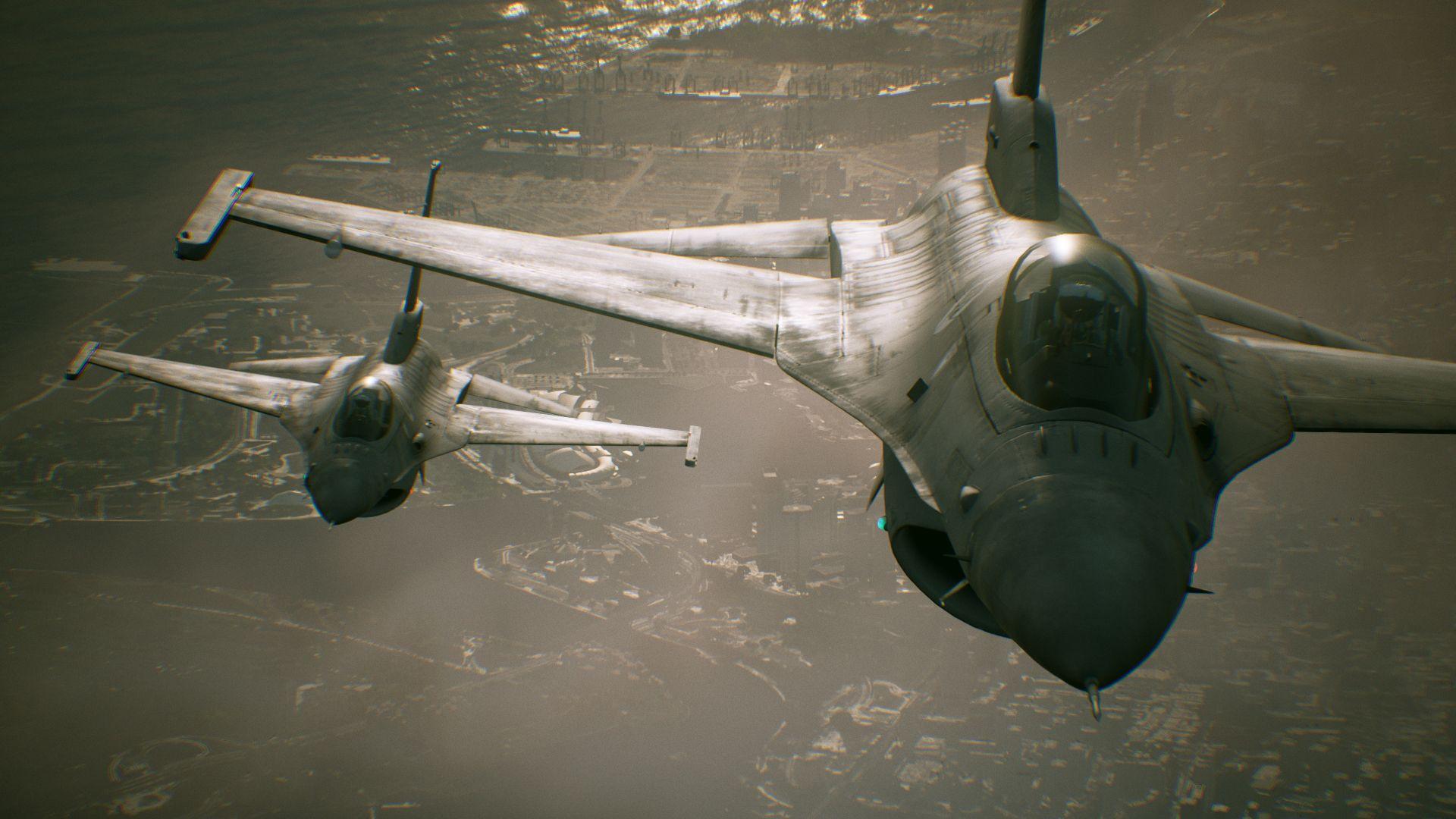 F 16xl Ace Combat