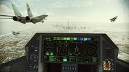 CFA-44 cockpit