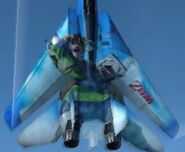 F-14D Link Gameplay