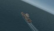 ACJA Valahia Landing Ship