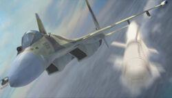 ACX Su-37 Missile