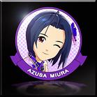 Azusa Miura - 2nd Emblem
