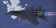 F-15E -Gemini- Flyby