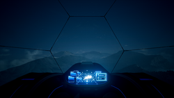 AC7 FALKEN Cockpit