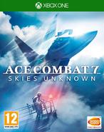 AC7 Xbox One Box Art Europe